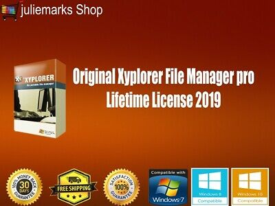 NEW- XYPLORER FILE Manager- Pro Lifetime License For 5 Users