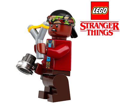 OFFICIAL LEGO Stranger Things - LUCAS SINCLAIR - Minifigure - Split from 75810