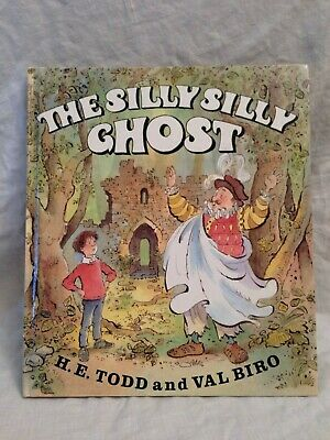 H E Todd, Val Biro - The Silly, Silly Ghost - 1st/1st 1987 Hodder - Fine Copy
