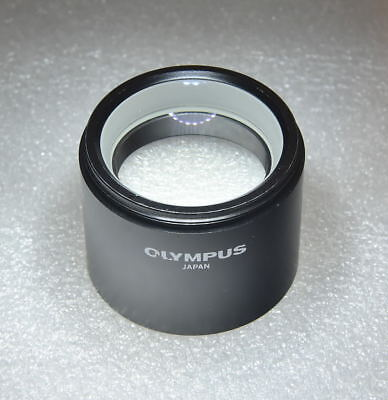 Olympus Microscope 2x Objective Lens 100AL2X WD36 for SZ51, SZ61 and Others