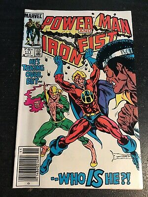 Power Man And Iron Fist#111 Awesome Condition 8.0(1984) Larocque Art!!