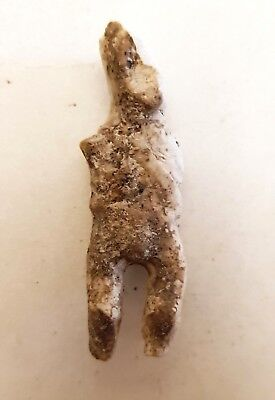Museum Quality Neolithic Ritual Doll Idol  Statue,  Asia Minor ,circa 5000 BC