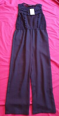 Girls Next Jumpsuit Bnwt Rrp £22 Age 8 Years