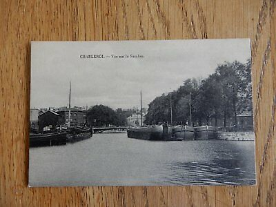 collection : carte postale : Charleroi