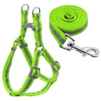Dog Leashes Reflective Chest Straps Pet Supplies