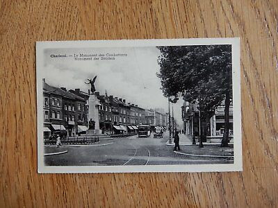collection : carte postale Charleroi