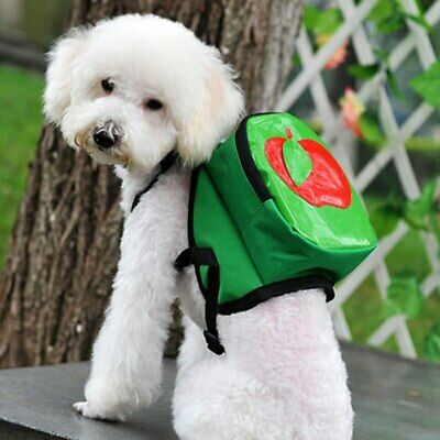8 Colors High Quality Lovely Dog Backpack for Small Medium Puppy Dogs Cute