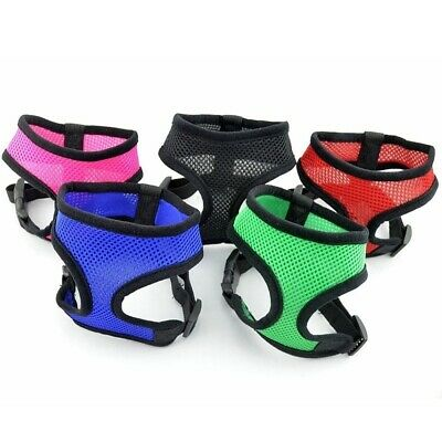 Pet Products Soft Mesh Padded Dog Harness Pet Puppy Vest Dog Cat Chihuahua