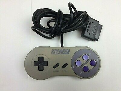 Super Nintendo SNES Controller Official Authentic OEM SNS-005-TESTED!