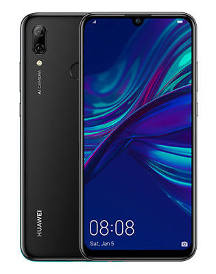 "Huawei P smart 2019 DualSim schwarz 64GB LTE Android Smartphone 6,21"" Display"