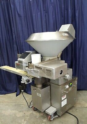 HOLLYMATIC 8/65 Commercial Industrial Meat Hamburger Patty Maker Forming Machine