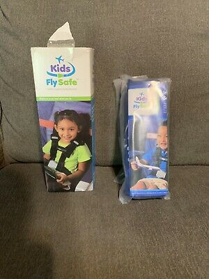 Kids Fly Safe CARES FAA Approved Airplane Safety Harness For 22-44 lb Kids NEW!