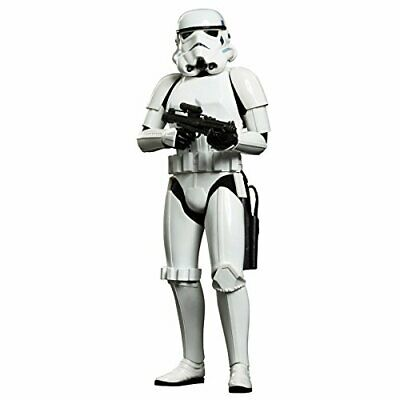 Movie Masterpiece Star Wars Episode 4 / A New Hope Storm Trooper 1/6 Scale Plast