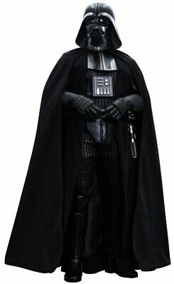 Movie Masterpiece Star Wars Episode 4 / A New Hope Darth Vader 1/6 Scale Plastic