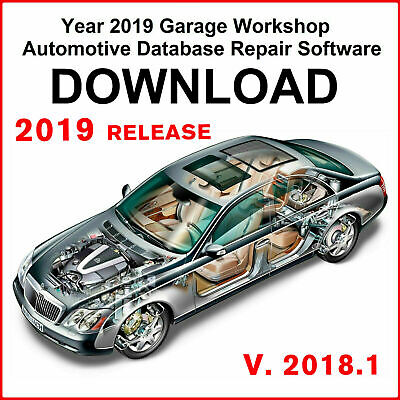 2019 Garage Workshop Repair Database Technical Software Download 33Gb 2017