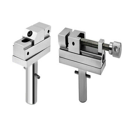 """Spark Machine 1-1.5"""" Fixture Vise Plier SUS440 Stainless Steel EDM Clamping"""