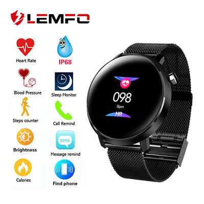 LEMFO LEM6 3G Smartwatch Android 5.1 Pulsuhr GPS WiFi 1/16GB  Für Android iOS
