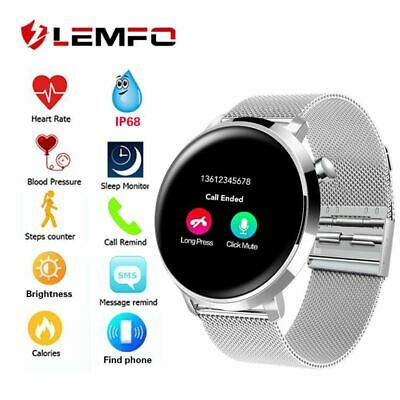 LEMFO LEM6 3G Smartwatch Telefon Android 5.1 GPS WiFi Pulsuhr Für Android iOS