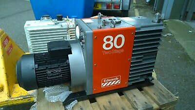 Edwards E2M80 pump
