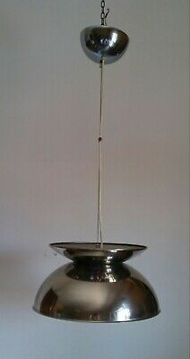Lampadario design  harvey guzzini made in italy anni 70