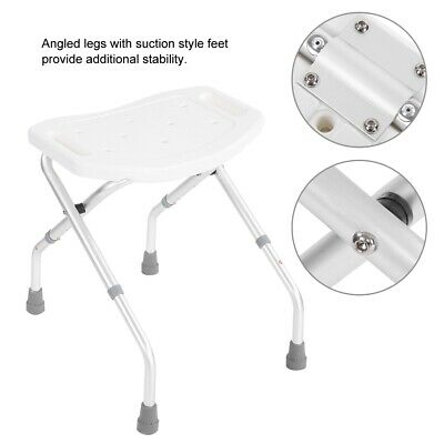 Pleasing Folding Bath Shower Seat Bathroom Chair Disability Aid Stool Pdpeps Interior Chair Design Pdpepsorg