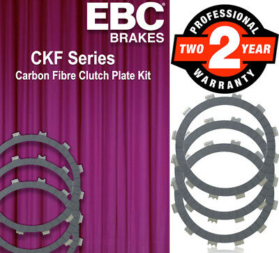 EBC Clutch Kit - Plate Set - Carbon for Kawasaki Motorcycles
