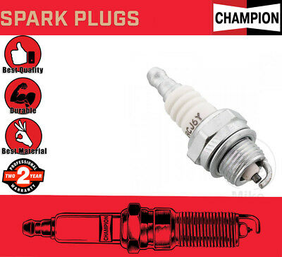 Fast Despatch Champion RCJ6Y Lawnmower Spark Plug x 1 UK Seller