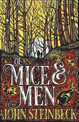 Steinbeck, John-Of Mice And Men (Uk Import) Book New
