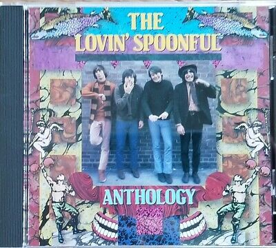 The Lovin' Spoonful - Anthology - CD - 26 Greatest Hits - Like New