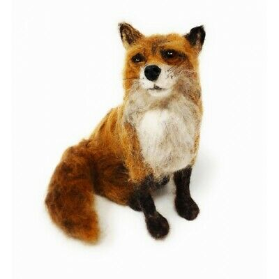 The Crafty Kit Company Needle Felting Kits - Choice of 11 Designs