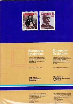 Canada MNH 1975 Full Sheet of 50 sc#660 8¢ Marguerite Bourgeoys, in PO package