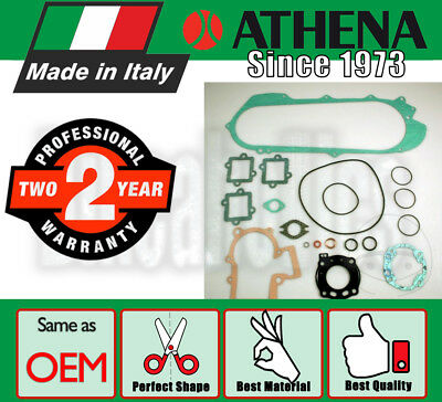 Athena Complete Gasket set and seal kit for Suzuki Scooters