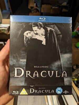 Dracula (1931) Limited Edition Steelbook (Blu-ray) BRAND NEW!! w/ Slipcover