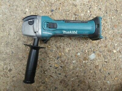 Makita DGA452 18V LXT Cordless Grinder  Body Only