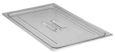CAMBRO CA10CWCH135 Food Pan Lid, Full Size,Clear,PK6
