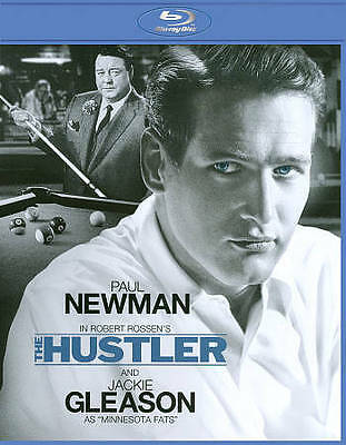 The Hustler [Blu-ray] New and Factory Sealed!  (Paul Newman, Jackie Gleason)