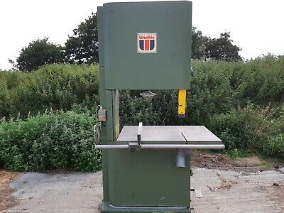 Inc. vat Bandsaw ** DELIVERY AVAILABLE **  Wadkin band saw with BRAKE