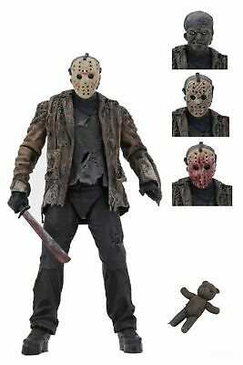 "Freddy vs Jason - 7"" Scale Action Figure - Ultimate Jason - NECA"