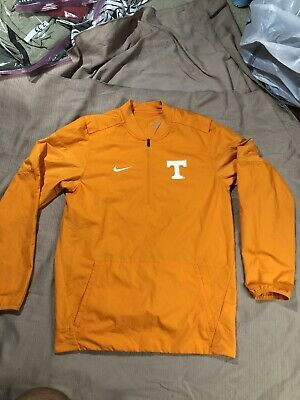 b2a90adf TENNESSEE VOLUNTEERS ADIDAS 2012 Sideline 1/4 Zip Pullover White Hot ...