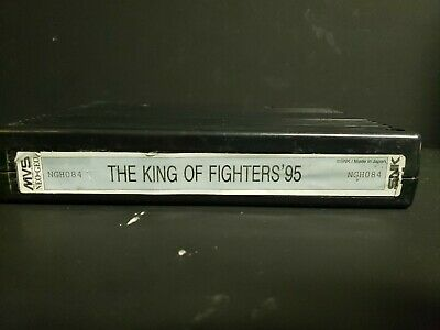 The King of Fighters 95 Kof Neo Geo MVS SNK Arcade Game Authentic Original