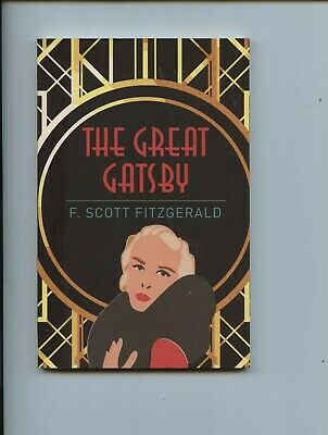 F. Scott Fitzgerald - The Great Gatsby - Arcturus Paperback - UK