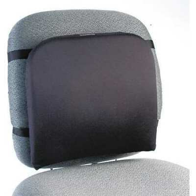 KENSINGTON L82025 Memory Foam Back Rest,Black