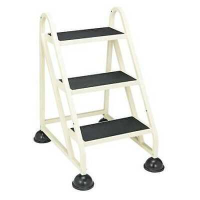 CRAMER 103019 Ladder,3 Step,Beige