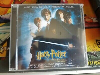 Harry Potter and the Chamber of Secrets motion picture score SEALED/UNOPENED