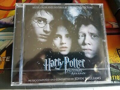 Harry Potter and the Prisoner of Azkaban motion picture score SEALED/UNOPENED