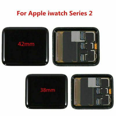 For Apple iWatch Series 2 38mm 42mm LCD Display Touch Digitizer Assembly LOT YU