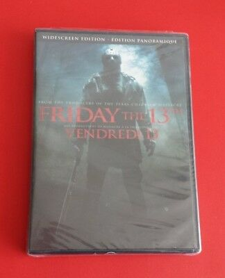 DVD Friday The 13th***Canadian Edition***