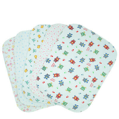 Infant Diaper Pad Waterproof Breathable Washable Pure Cotton Diapering