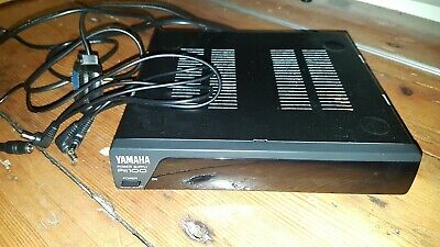 Yamaha PW100 Half Rack Power Unit