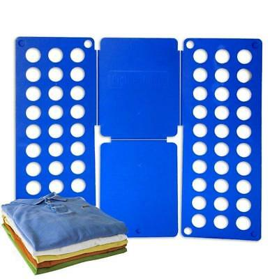 Clothes Folder T Shirts Jumpers Organiser For Laundry Storage Suitcase